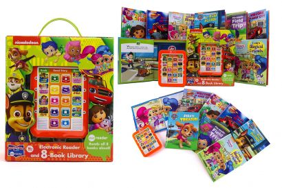 ME Reader - Electronic Reader and 8 Book Library: Nick Junior (1 pc)