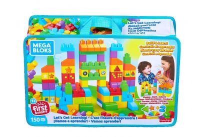 Mega Bloks® - Let's Get Learning! (1pc)