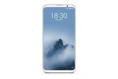 MEIZU 16th (6GB+64GB) (Moonlight White) (1 pc)