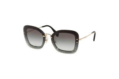 MIU MIU Ladies Sunglasses 02TS UES-0A7 (1 pc)