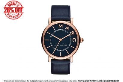 [11.11] Marc Jacobs Roxy Navy Blue Dial Ladies Watch MJ1534  (1 pc)
