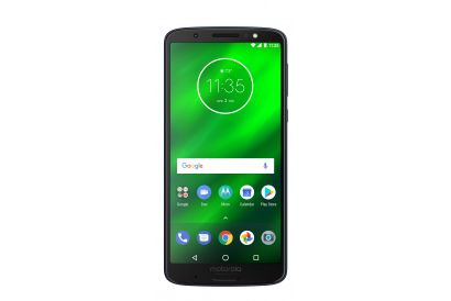 Moto G6 Plus (Deep Indigo) (1 pc)
