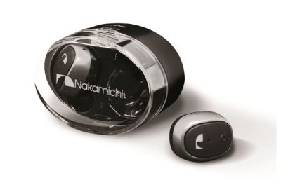 Nakamichi NEP-TW3 MyPetite True Wireless Earphones (Black) (1pc)