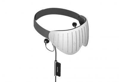 Naptime Smart Eyeshade (Silver) (1pc)