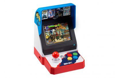 SNK® NEOGEO Mini Console (1pc)