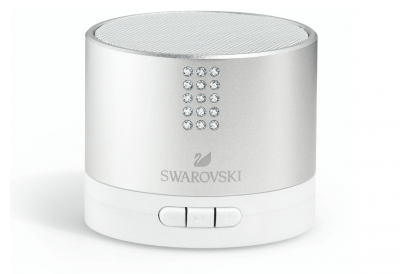 Swarovski White Collection Bluetooth Speaker (1pc)