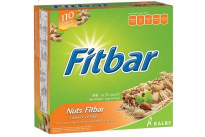 Fitbar Nuts Fitbar (25g-5pcs) (2packs)