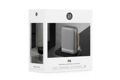 B&O Beoplay P6 Portable Bluetooth Speaker (1pc)