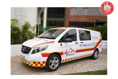 PET CLUB 2-Year Membership with Pet Ambulance Service