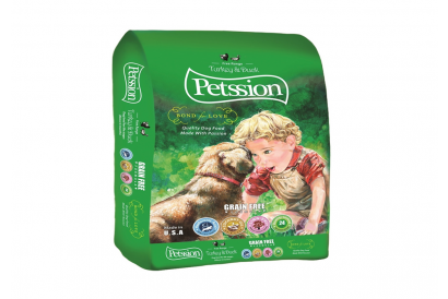 PETSSION - Turkey & Duck for Dog 5 Lbs (1 Bag)