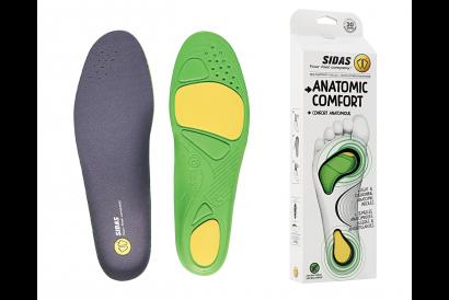SIDAS Anatomic Comfort Insoles (1 pair)