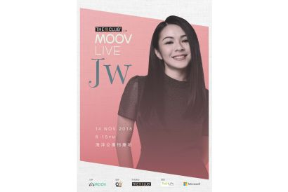 The Club presents MOOV LIVE JW