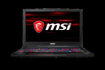 MSI GE63 8RE Gaming Notebook (1pc)