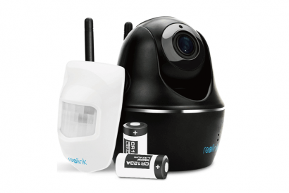 Reolink Keen 100% Wire-Free Battery-Powered 1080P Pan/Tilt IP Camera (1pc)