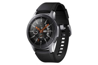 Samsung Galaxy Watch 46mm Silver Bluetooth Version (1 pc)