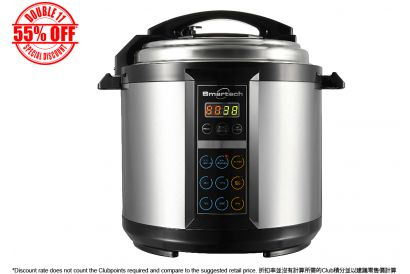 [11.11] Smartech 6L Intelligent Cooker (SC-2049) (1pc)