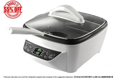[11.11] Smartech Intelligent Multi Cooker (SC-2468) (1pc)