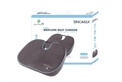 Silver Solutions x Sinomax Medcare Seat Cushion (1pc)