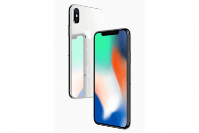 iPhone X 64GB (Silver) (1pc) (SRP$8,588) + 12-month i-GUARD Phone & Tablet Repair Plan (Valued $888) (Offer for Personal customer of csl/1O1O service subscription plan only)