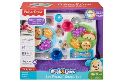 Fisher-Price - Snack Set Sharing Table (1pc)