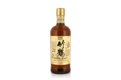 Taketsuru 21 Year Old (With box) (1 bottle)