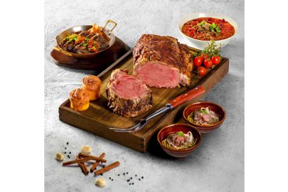 Cordis, Hong Kong - The Place Beef Festival Dinner Buffet (1 person)