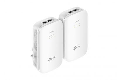TP-Link PA9020-KIT AV2000 AV2 MIMO Gigabit Home Plug (1pc)