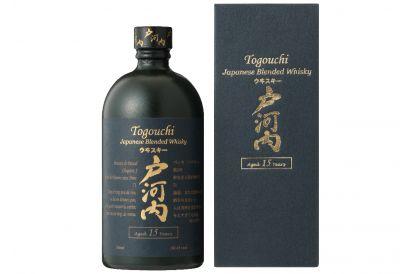 Togouchi Blended Whisky 15 years (700ml) (1 bottle)