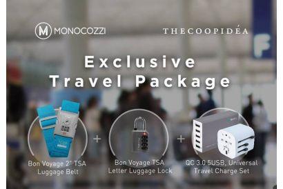 Travel Accessories Set (1 Set)