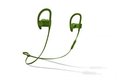 Beats Powerbeats3 Wireless Earphones - Neighborhood Collection (Turf Green) (1pc)