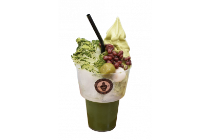 UJI-EN - Matcha Shaved Ice (1 pc)
