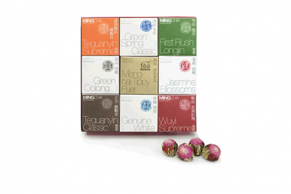 E-voucher of Premium Chinese Tea Gift Set by MingCha (1 pc)