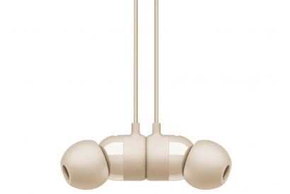 Beats urBeats3 Earphones with Lightning Connector - Satin Gold (1 pc)