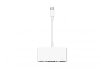 Apple USB-C VGA Multiport Adapter (1pc)