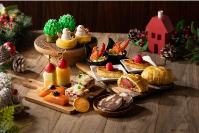 The Kowloon Hotel Christmas Afternoon Tea Set (December 2018) (1 person)