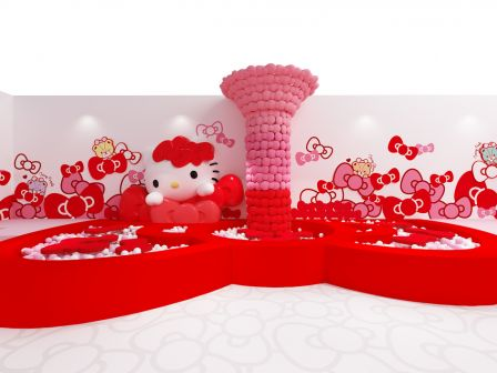 Admission ticket for 'Hello Kitty Hello Again' at BROADWAY MACAU™