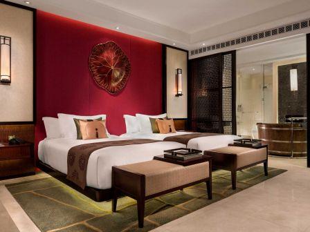 1 night accommodation at Banyan Tree Macau