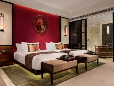 1 night accommodation at Banyan Tree Macau