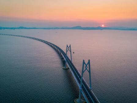 China Link Cross-Border Buses cash voucher (Hong Kong-Artificial Island in Zhuhai or Macau route)