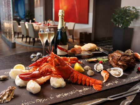 'Sunday Brunch' at Belon restaurant of Banyan Tree Macau