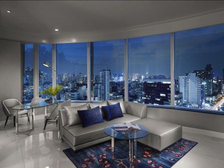 Accommodation at Bangkok Grande Centre Point Sukhumvit 55